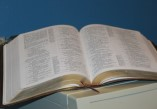 God our Teacher Open Bible